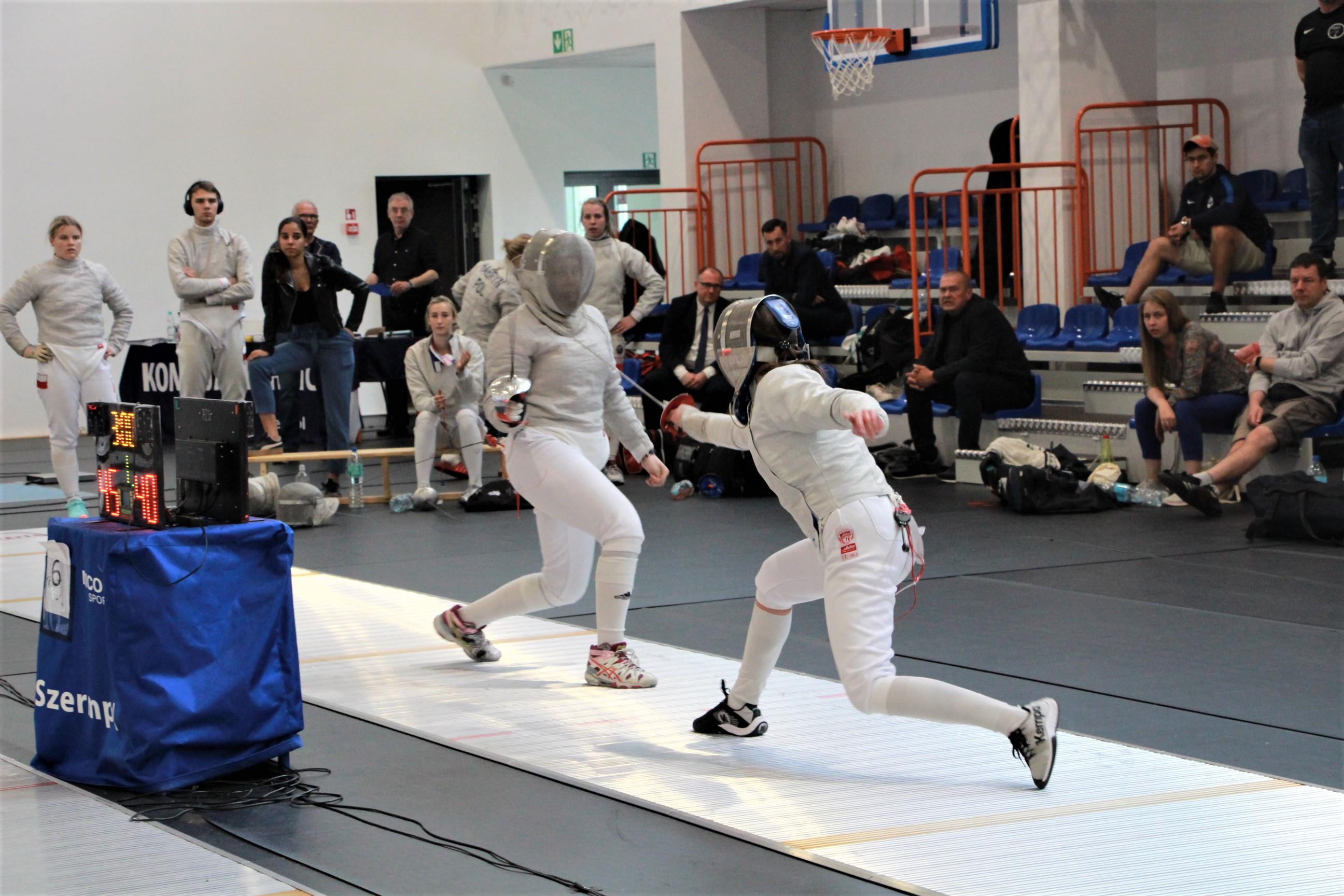 5-6 czerwca 2021 r. Mistrzostwa Juniorów i Młodzieżowców w szabli, Chotomów